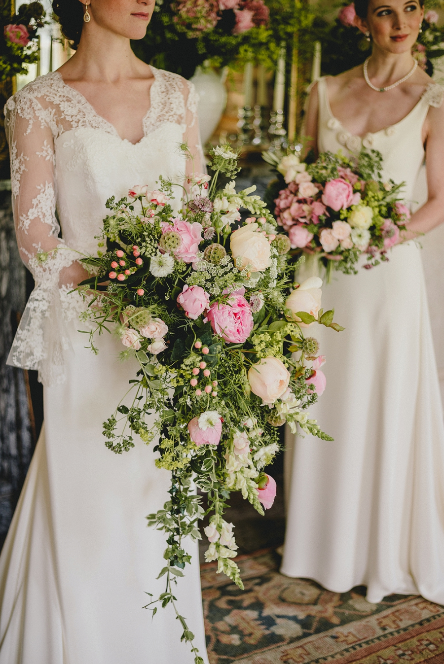 Heirloom wedding inspiration with Emily Andrews Events at Thurning Hall. Photo credit Benjamin Mathers Photography (5)