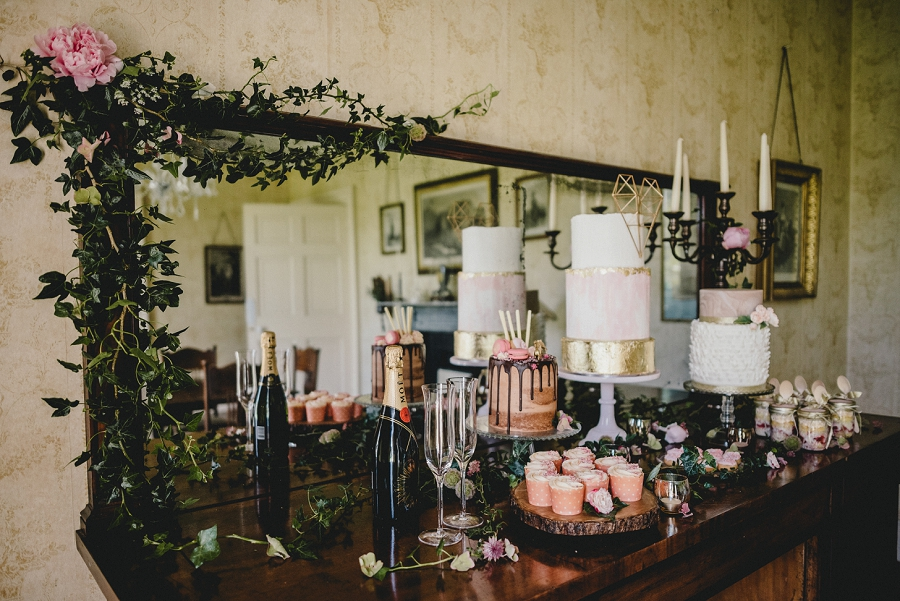Heirloom wedding inspiration with Emily Andrews Events at Thurning Hall. Photo credit Benjamin Mathers Photography (7)