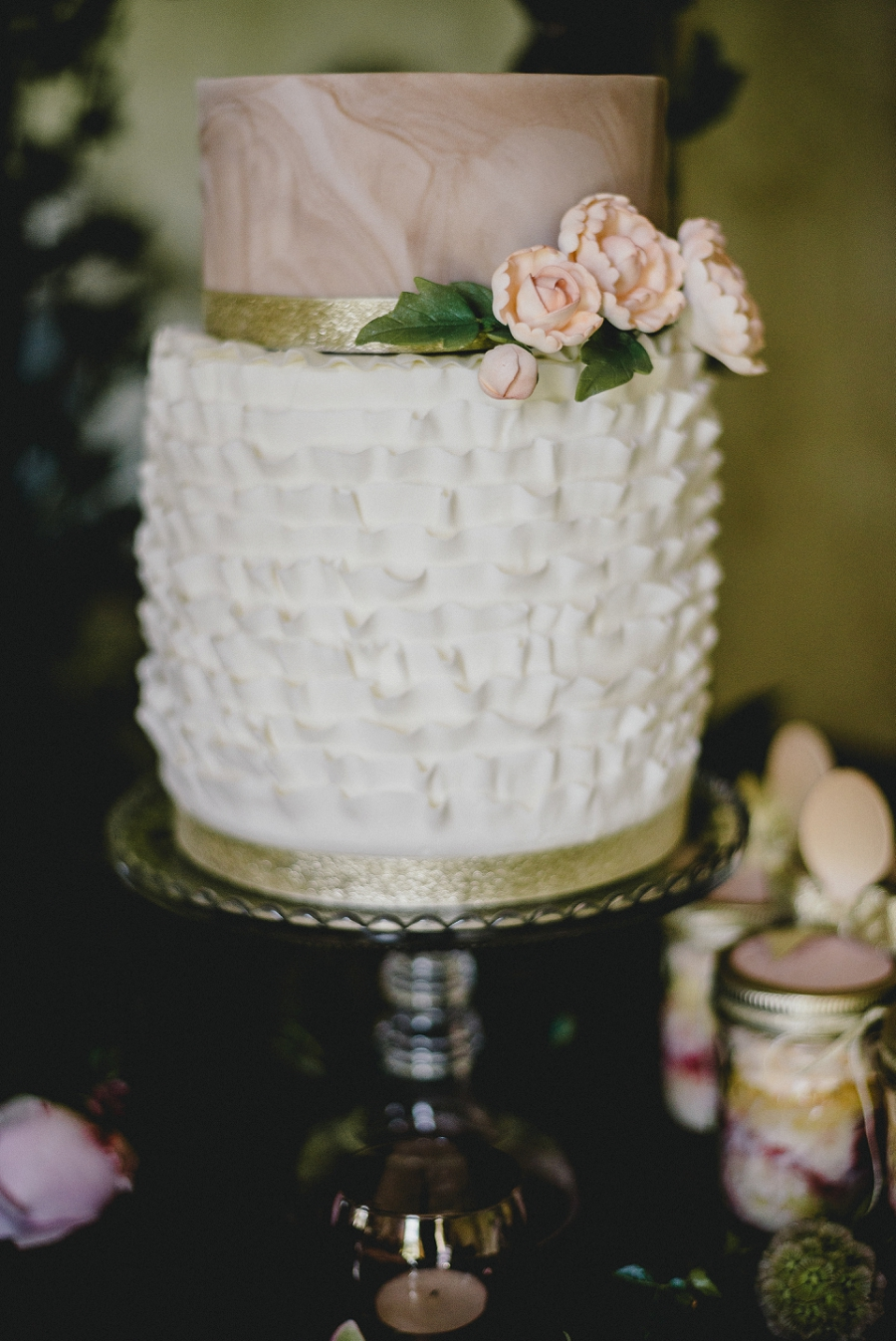 Heirloom wedding inspiration with Emily Andrews Events at Thurning Hall. Photo credit Benjamin Mathers Photography (8)