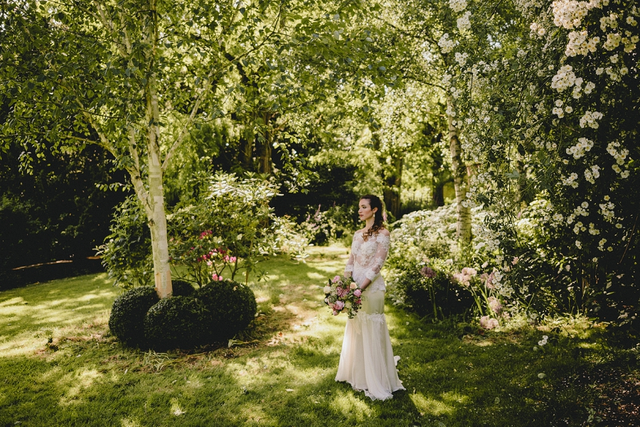 Heirloom wedding inspiration with Emily Andrews Events at Thurning Hall. Photo credit Benjamin Mathers Photography (10)