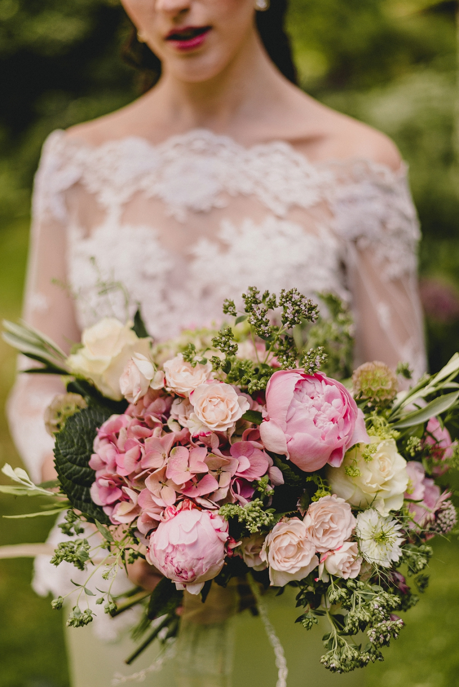 Heirloom wedding inspiration with Emily Andrews Events at Thurning Hall. Photo credit Benjamin Mathers Photography (12)