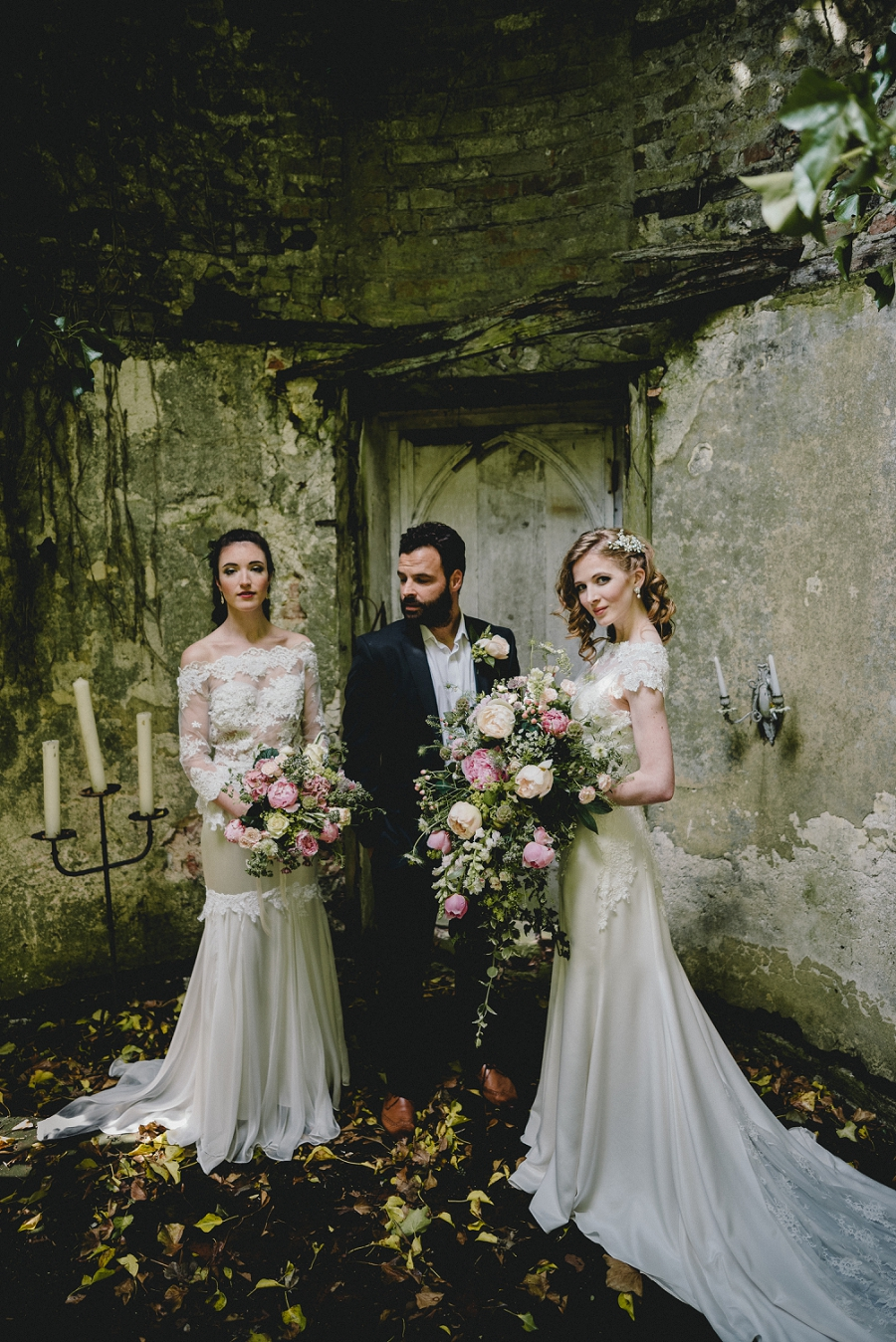 Heirloom wedding inspiration with Emily Andrews Events at Thurning Hall. Photo credit Benjamin Mathers Photography (15)