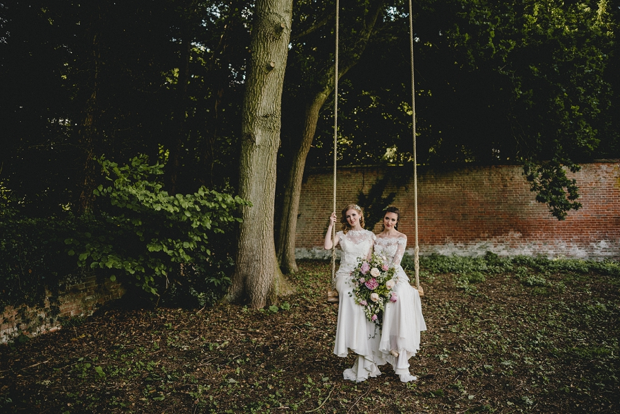 Heirloom wedding inspiration with Emily Andrews Events at Thurning Hall. Photo credit Benjamin Mathers Photography (27)