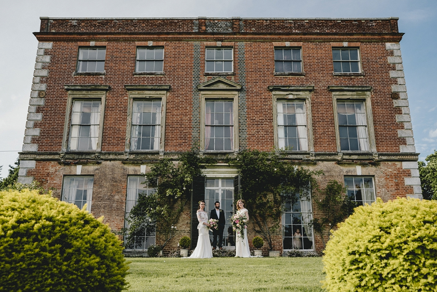 Heirloom wedding inspiration with Emily Andrews Events at Thurning Hall. Photo credit Benjamin Mathers Photography (29)