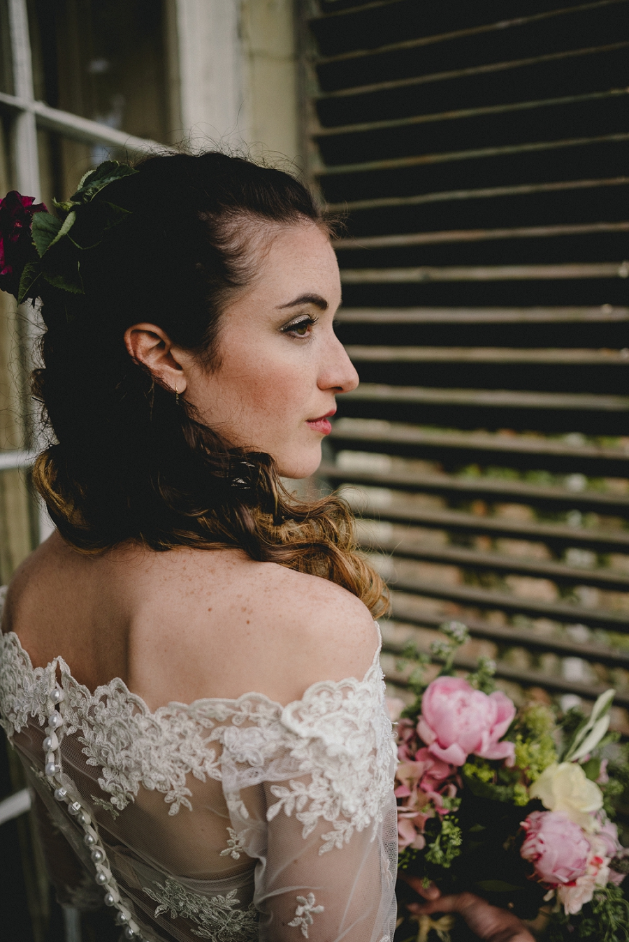 Heirloom wedding inspiration with Emily Andrews Events at Thurning Hall. Photo credit Benjamin Mathers Photography (30)