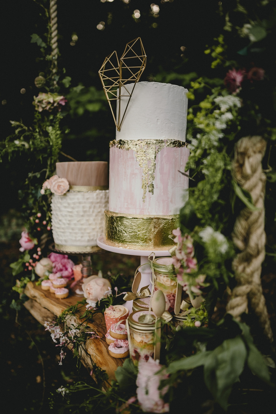 Heirloom wedding inspiration with Emily Andrews Events at Thurning Hall. Photo credit Benjamin Mathers Photography (32)