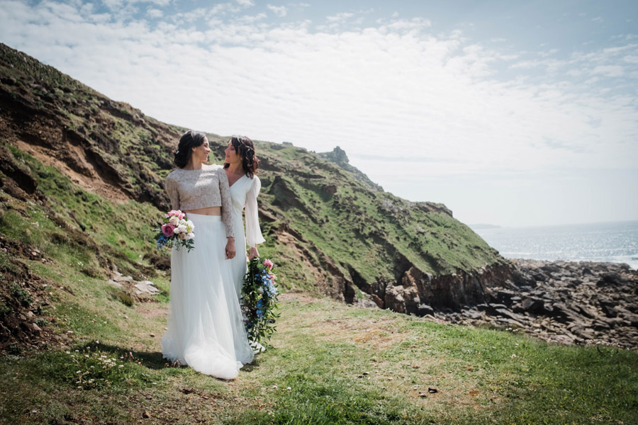 wedding photographers in Cornwall Verity Westcott on the English Wedding Blog (9)