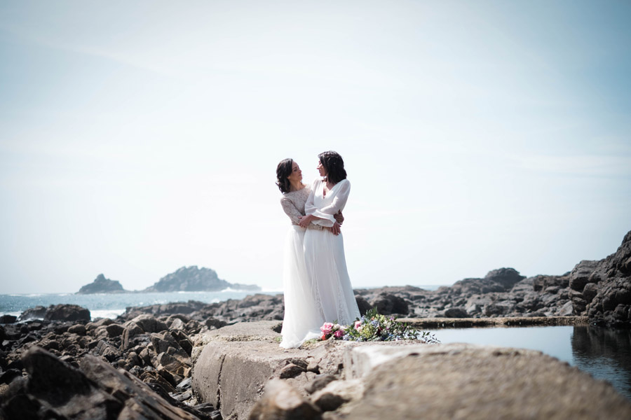 wedding photographers in Cornwall Verity Westcott on the English Wedding Blog (17)