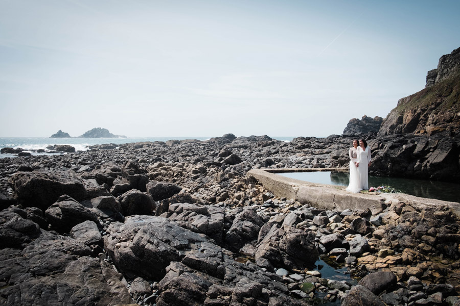 wedding photographers in Cornwall Verity Westcott on the English Wedding Blog (19)
