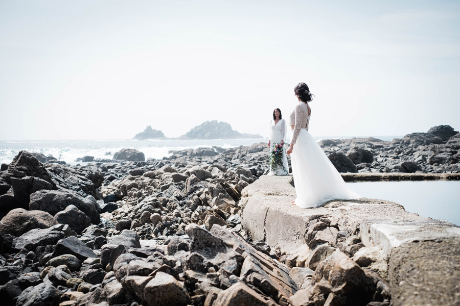 wedding photographers in Cornwall Verity Westcott on the English Wedding Blog (20)