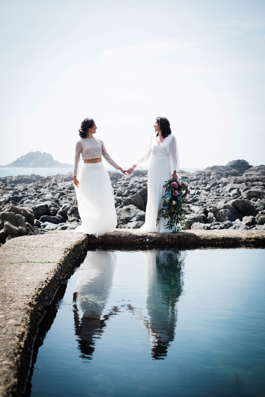 wedding photographers in Cornwall Verity Westcott on the English Wedding Blog (21)