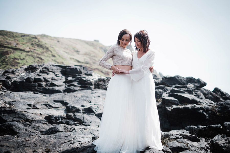 wedding photographers in Cornwall Verity Westcott on the English Wedding Blog (24)