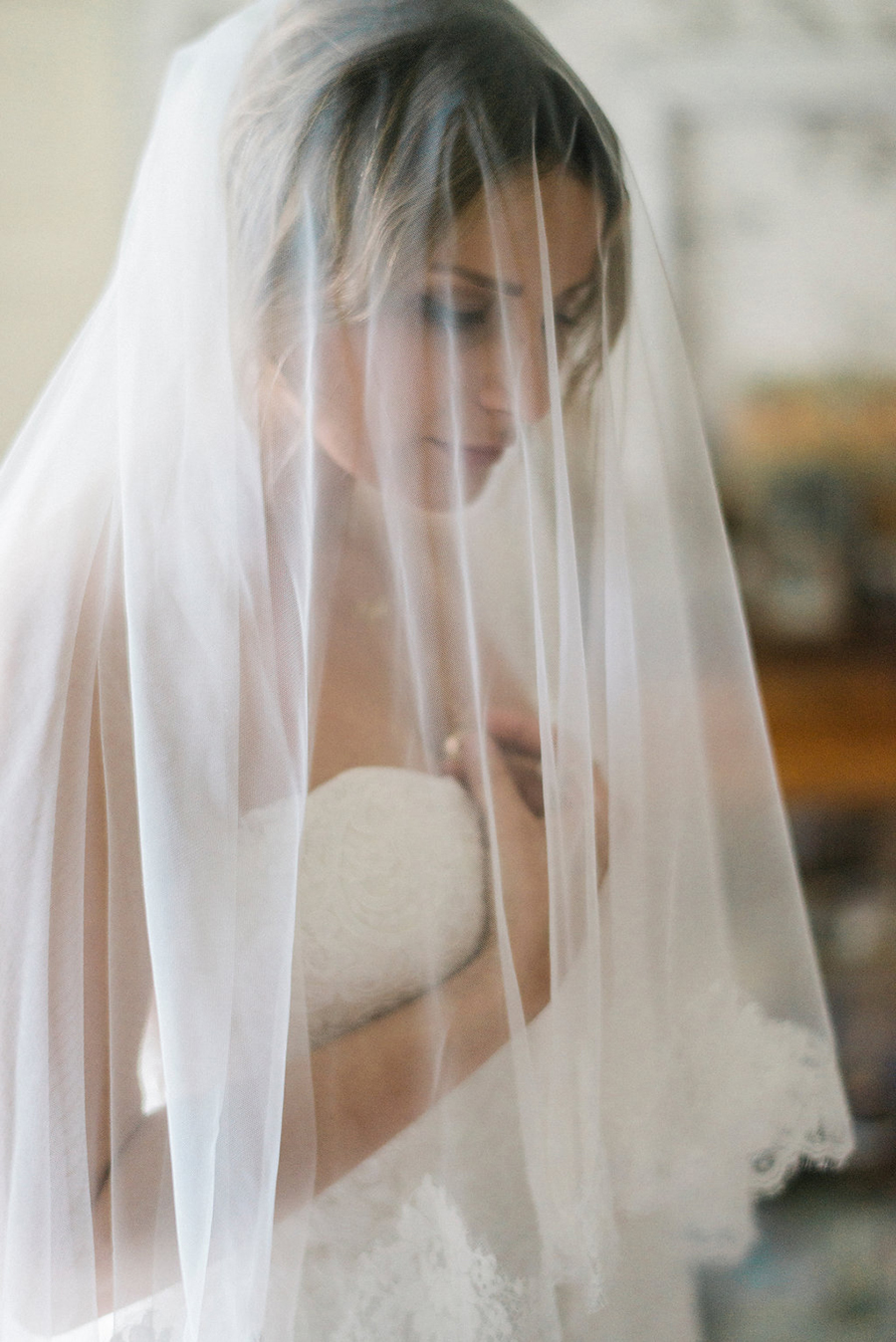 Fine art bridal portraits by Kathryn Hopkins Photography on the English Wedding Blog (2)