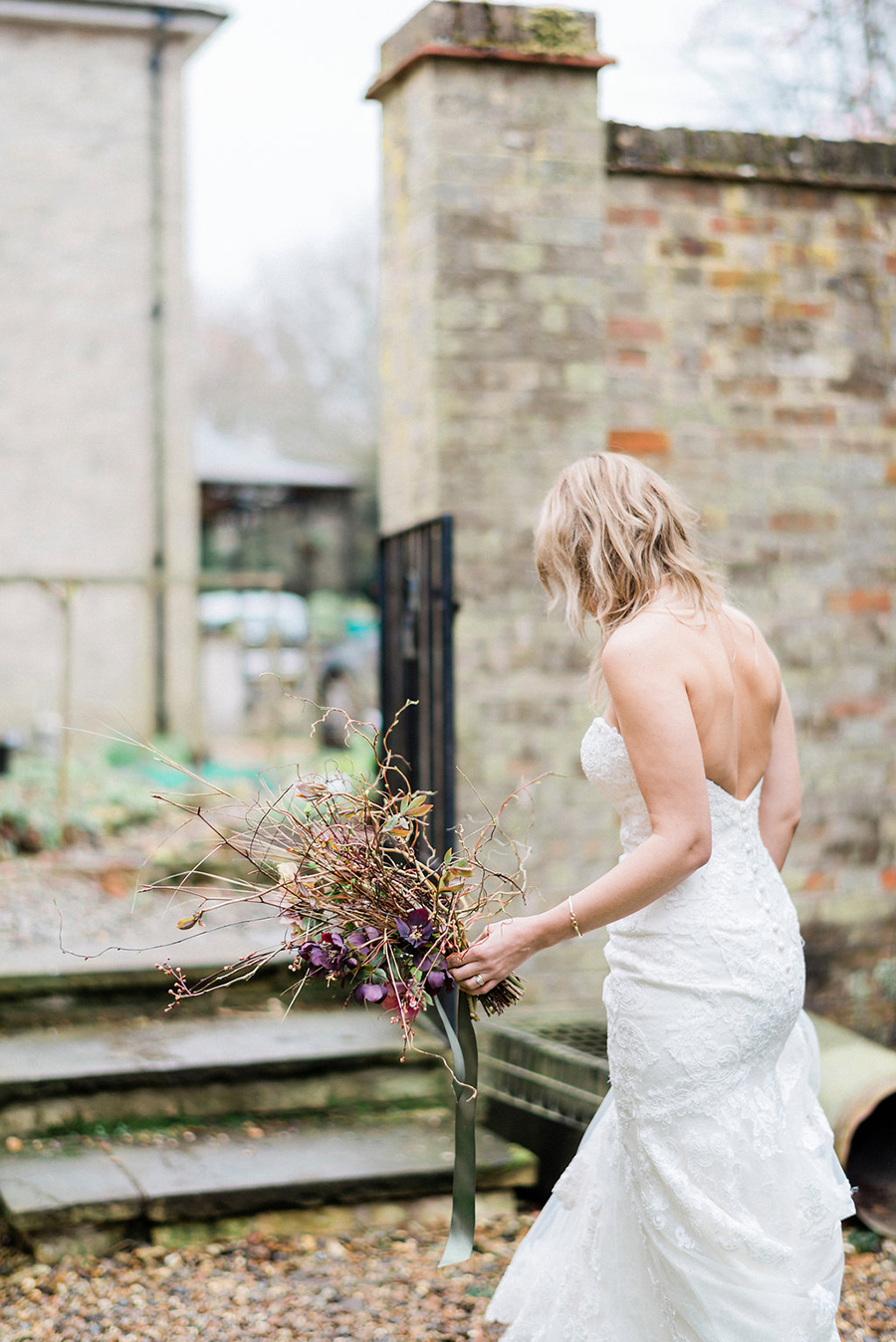 Fine art bridal portraits by Kathryn Hopkins Photography on the English Wedding Blog (18)