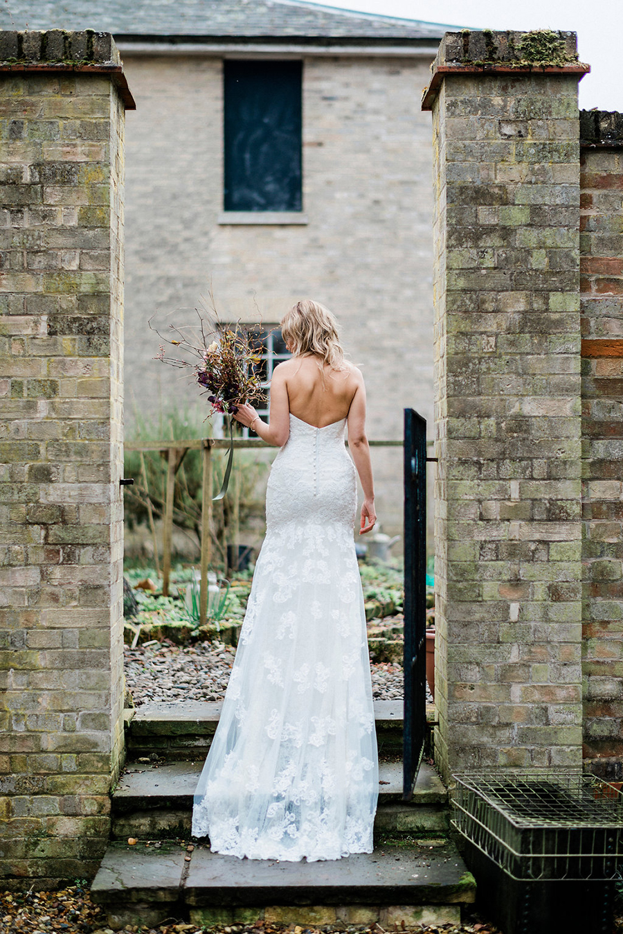 Fine art bridal portraits by Kathryn Hopkins Photography on the English Wedding Blog (20)