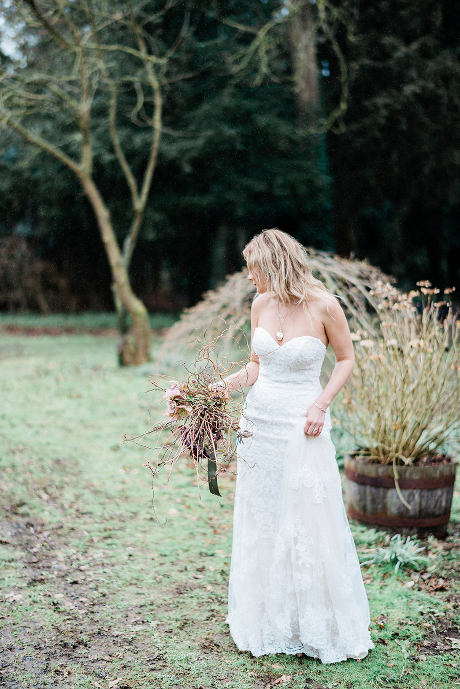 Fine art bridal portraits by Kathryn Hopkins Photography on the English Wedding Blog (25)