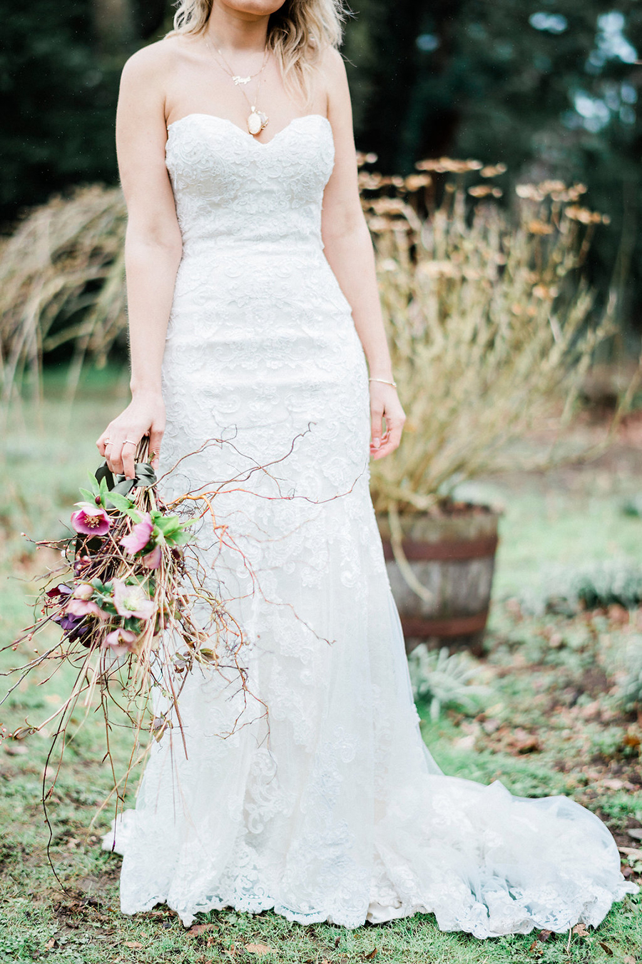 Fine art bridal portraits by Kathryn Hopkins Photography on the English Wedding Blog (27)