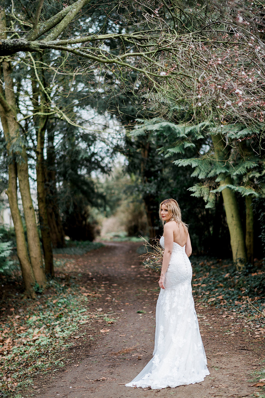 Fine art bridal portraits by Kathryn Hopkins Photography on the English Wedding Blog (32)