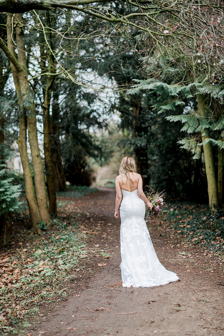 Fine art bridal portraits by Kathryn Hopkins Photography on the English Wedding Blog (33)