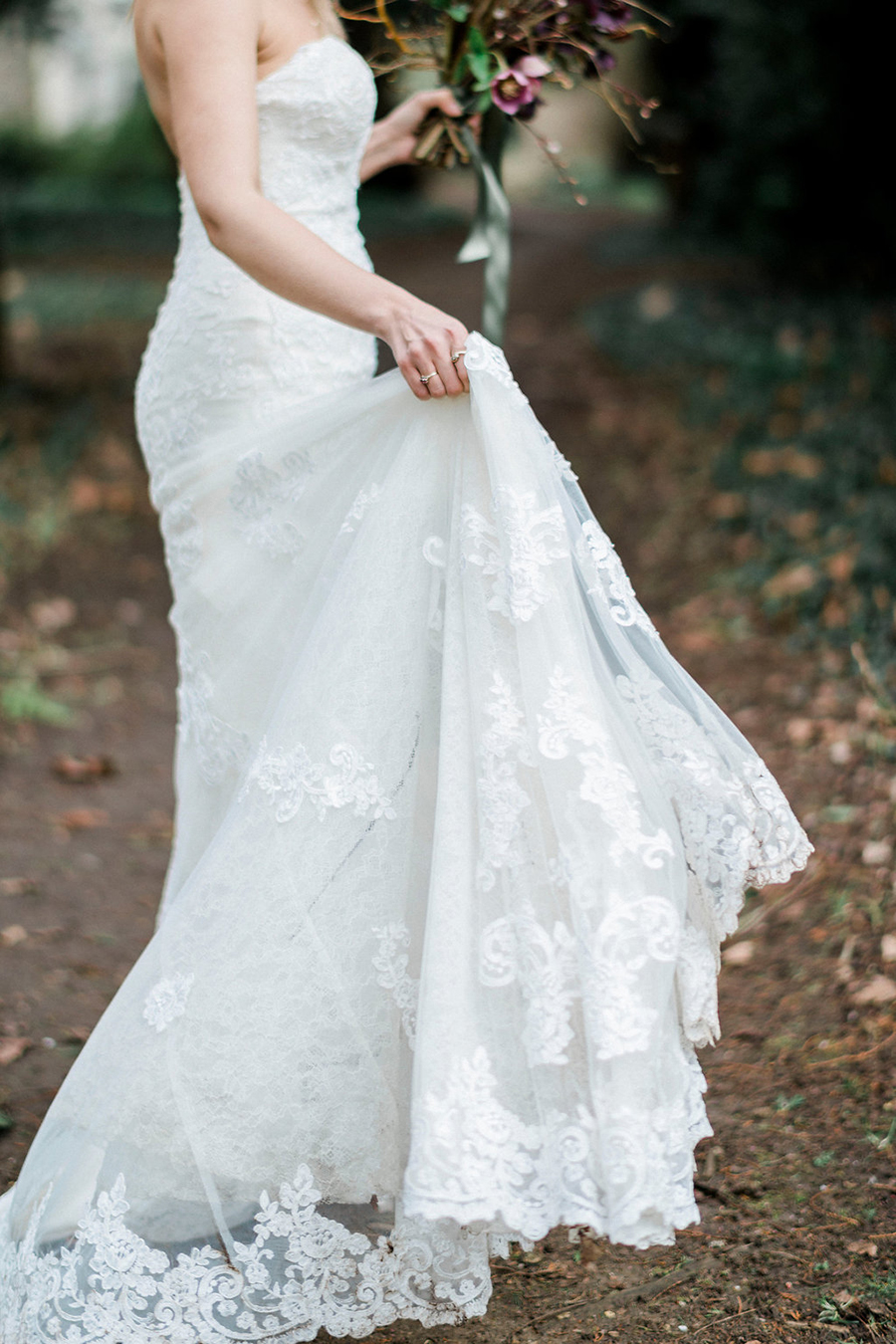 Fine art bridal portraits by Kathryn Hopkins Photography on the English Wedding Blog (35)
