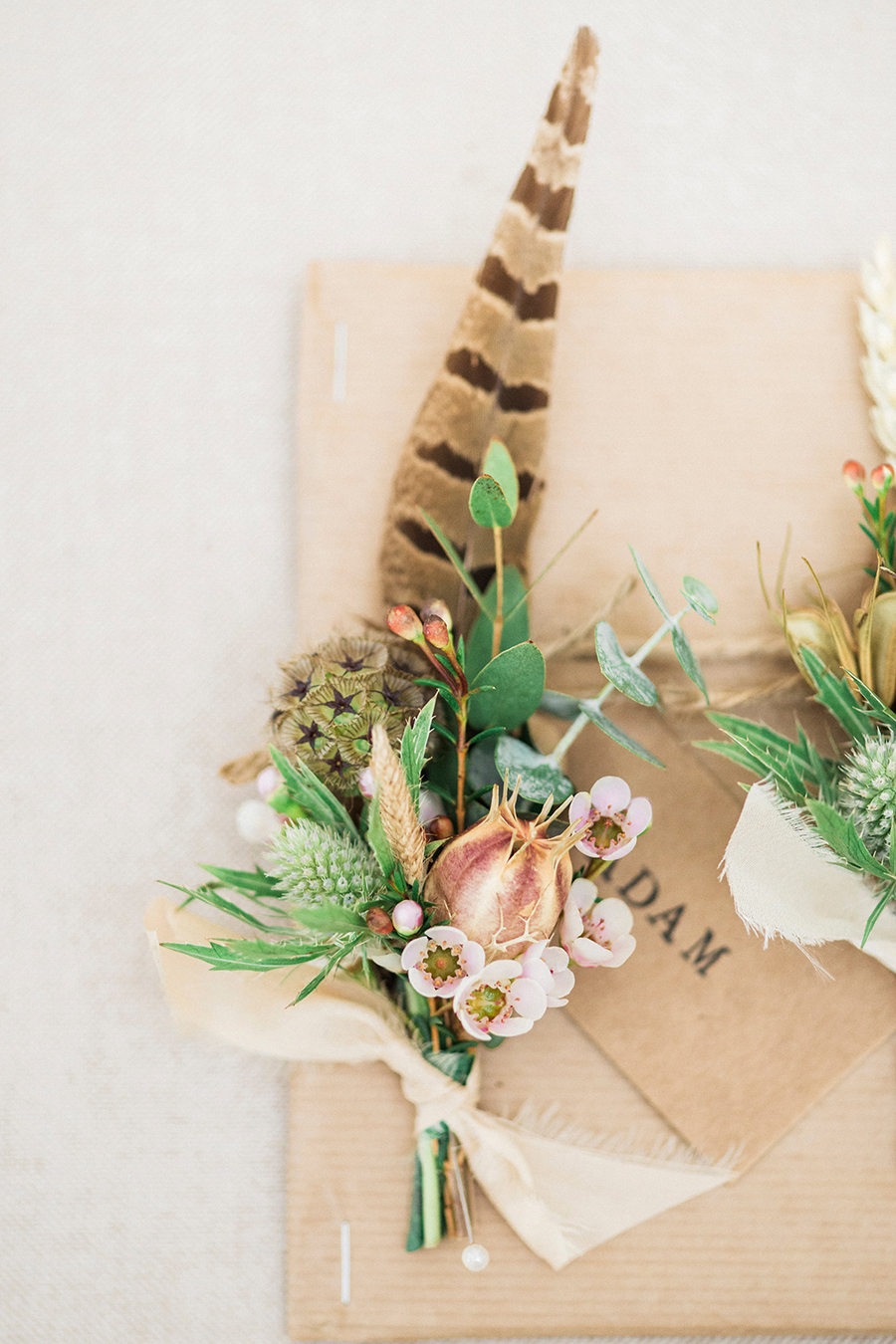 Dreamy boho wedding at Houchins Farm with images by Kathryn Hopkins Photography (1)
