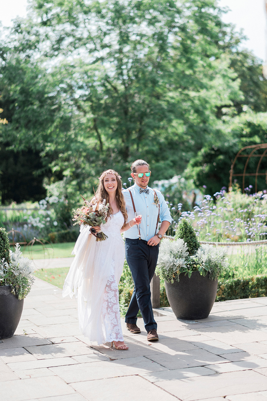 Dreamy boho wedding at Houchins Farm with images by Kathryn Hopkins Photography (23)
