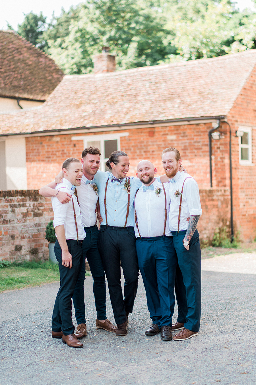 Dreamy boho wedding at Houchins Farm with images by Kathryn Hopkins Photography (25)