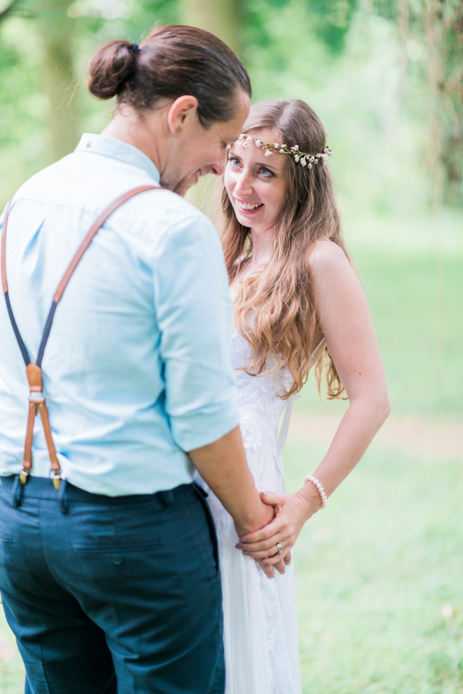 Dreamy boho wedding at Houchins Farm with images by Kathryn Hopkins Photography (42)