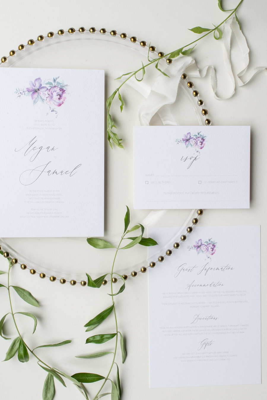 English Wedding Blogger, calligrapher, Claire Gould by Jenny Jones Photography (5)