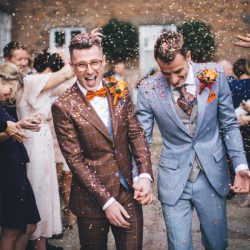 Grooms: Here's How to Shop for Your Perfect Wedding Suit
