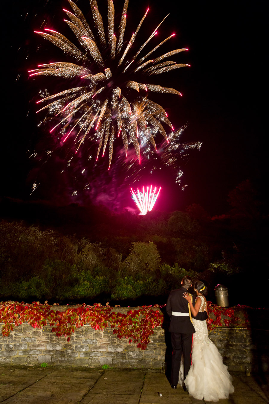 Polhawn Fort wedding in Cornwall with Martin Dabek Photography on the English Wedding Blog (27)