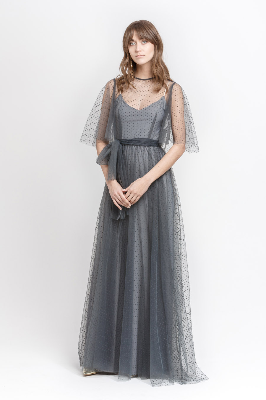 Bridesmaid ideas for 2019 grey coral unique unusual - Katya Katya London (6)