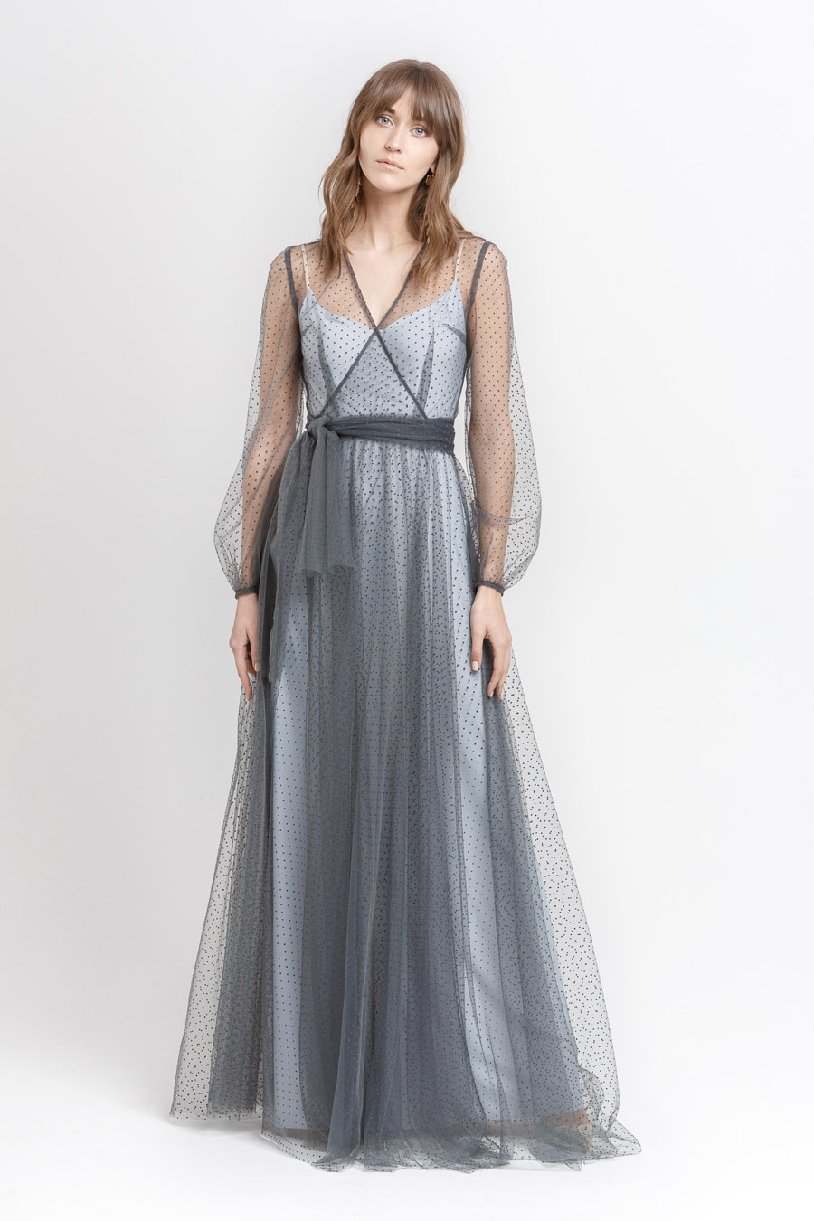 Bridesmaid ideas for 2019 grey coral unique unusual - Katya Katya London (4)