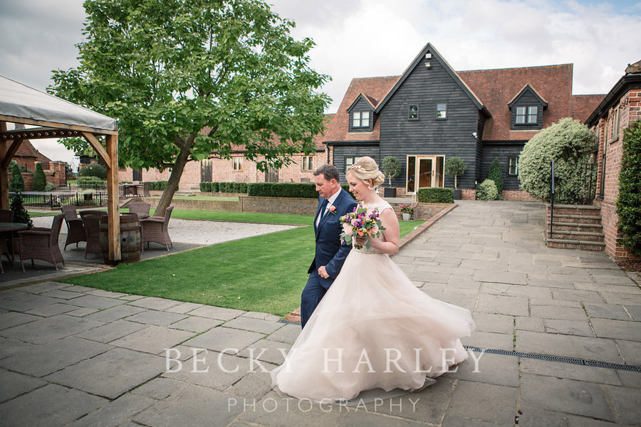Barn wedding styling at Coltsfood Country Retreat - images by Becky Harley Photography Hertfordshire (24)