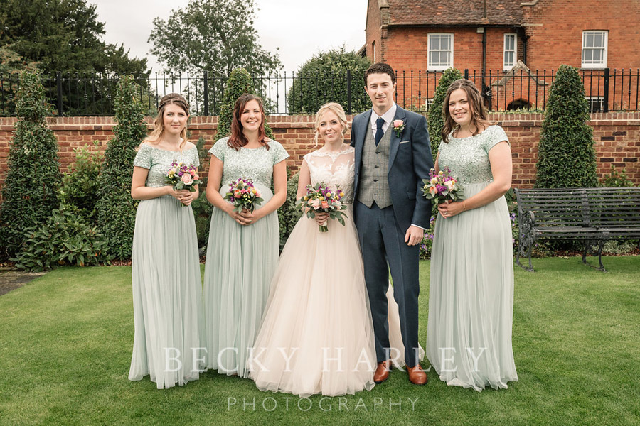 Barn wedding styling at Coltsfood Country Retreat - images by Becky Harley Photography Hertfordshire (28)