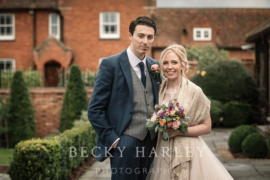Barn wedding styling at Coltsfood Country Retreat - images by Becky Harley Photography Hertfordshire (36)