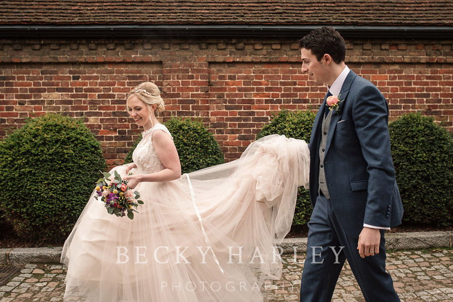 Barn wedding styling at Coltsfood Country Retreat - images by Becky Harley Photography Hertfordshire (39)