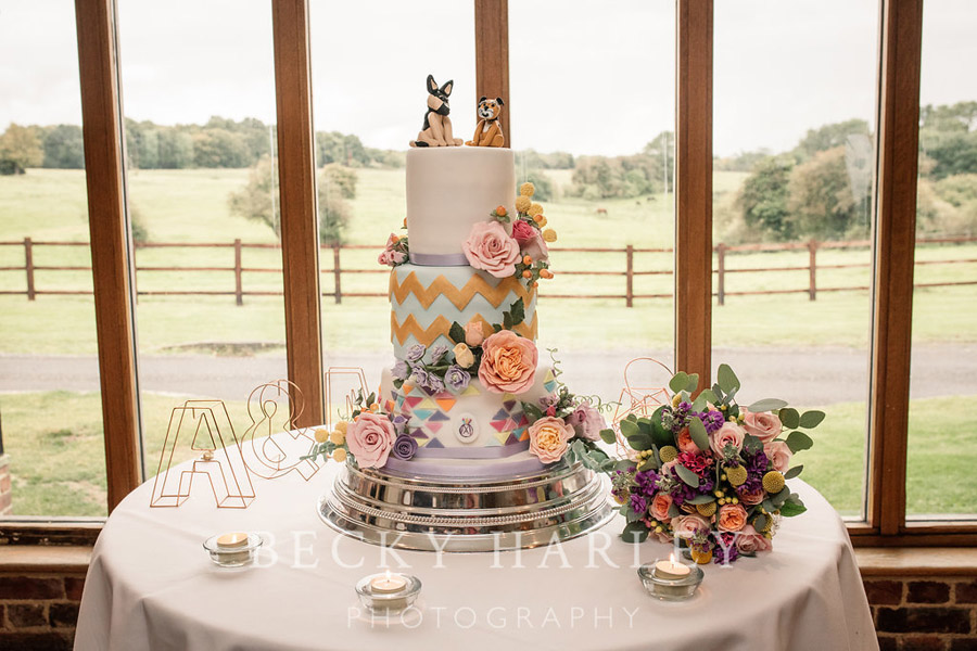 Barn wedding styling at Coltsfood Country Retreat - images by Becky Harley Photography Hertfordshire (41)