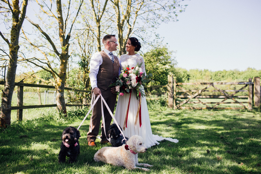 Escheat Farm wedding style inspiration, image by Emily Little (7)