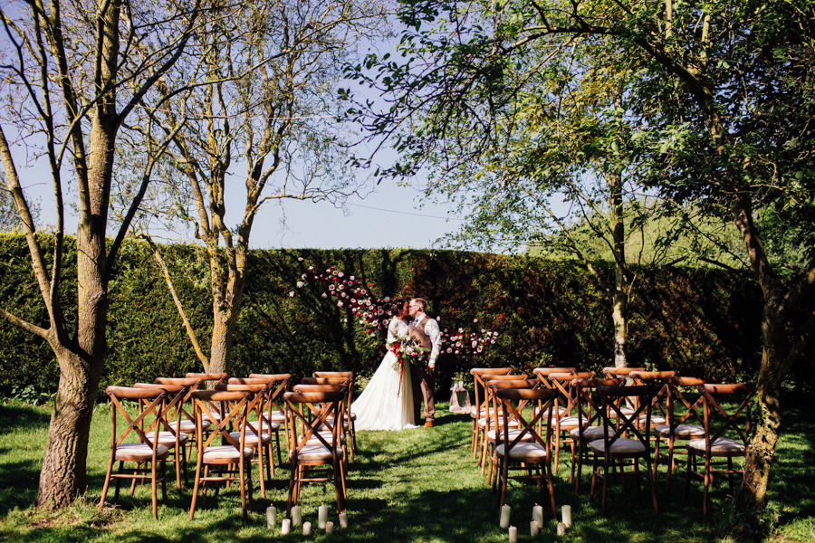Escheat Farm wedding style inspiration, image by Emily Little (9)
