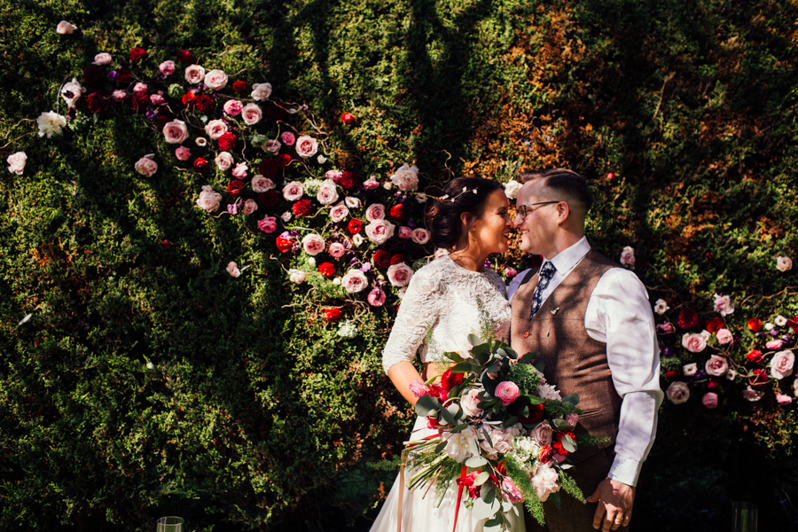 Escheat Farm wedding style inspiration, image by Emily Little (11)