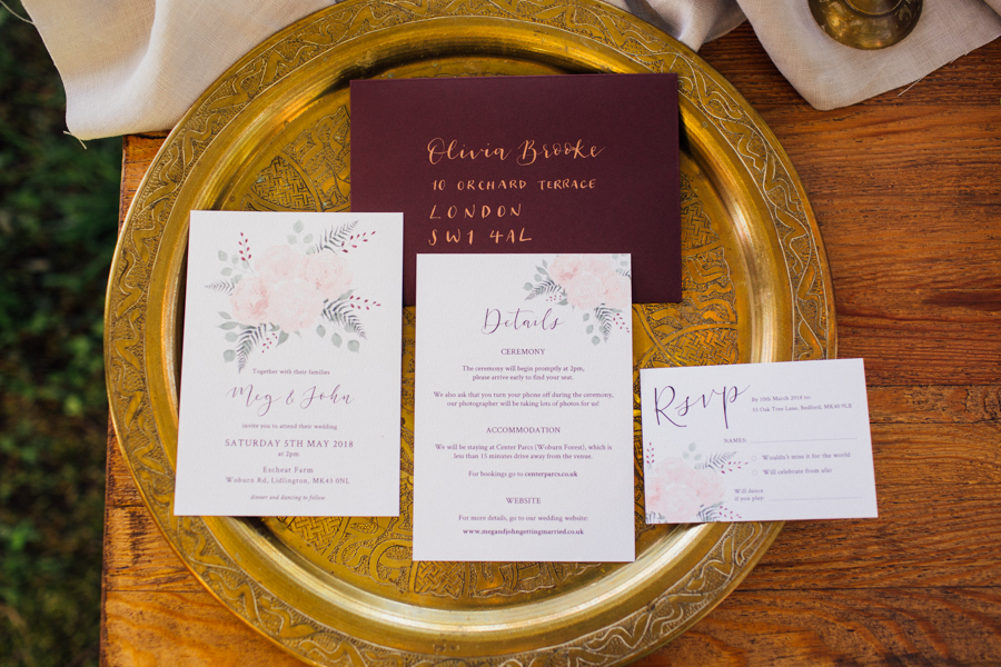Escheat Farm wedding style inspiration, image by Emily Little (19)