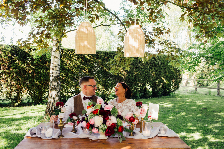 Escheat Farm wedding style inspiration, image by Emily Little (22)