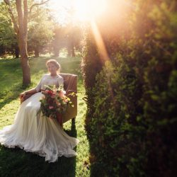 English orchard wedding style editorial, with Rocks and Frocks & Emily Little Photography