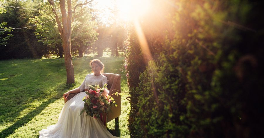 Escheat Farm wedding style inspiration, image by Emily Little (32)