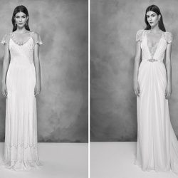 Timeless, show-stoppingly beautiful gowns from Jenny Packham's 30th anniversary bridal collection