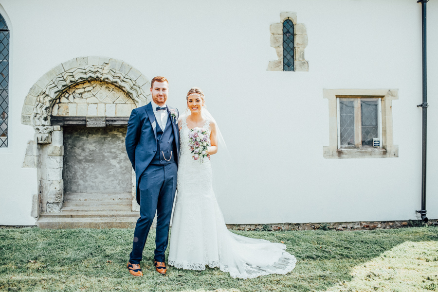 Elegant English wedding in Essex, at Lambourne and The Reid Rooms, images by Rebecca Louise Photography (19)