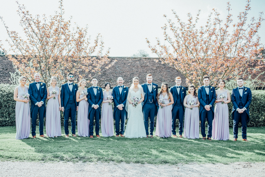 Elegant English wedding in Essex, at Lambourne and The Reid Rooms, images by Rebecca Louise Photography (13)