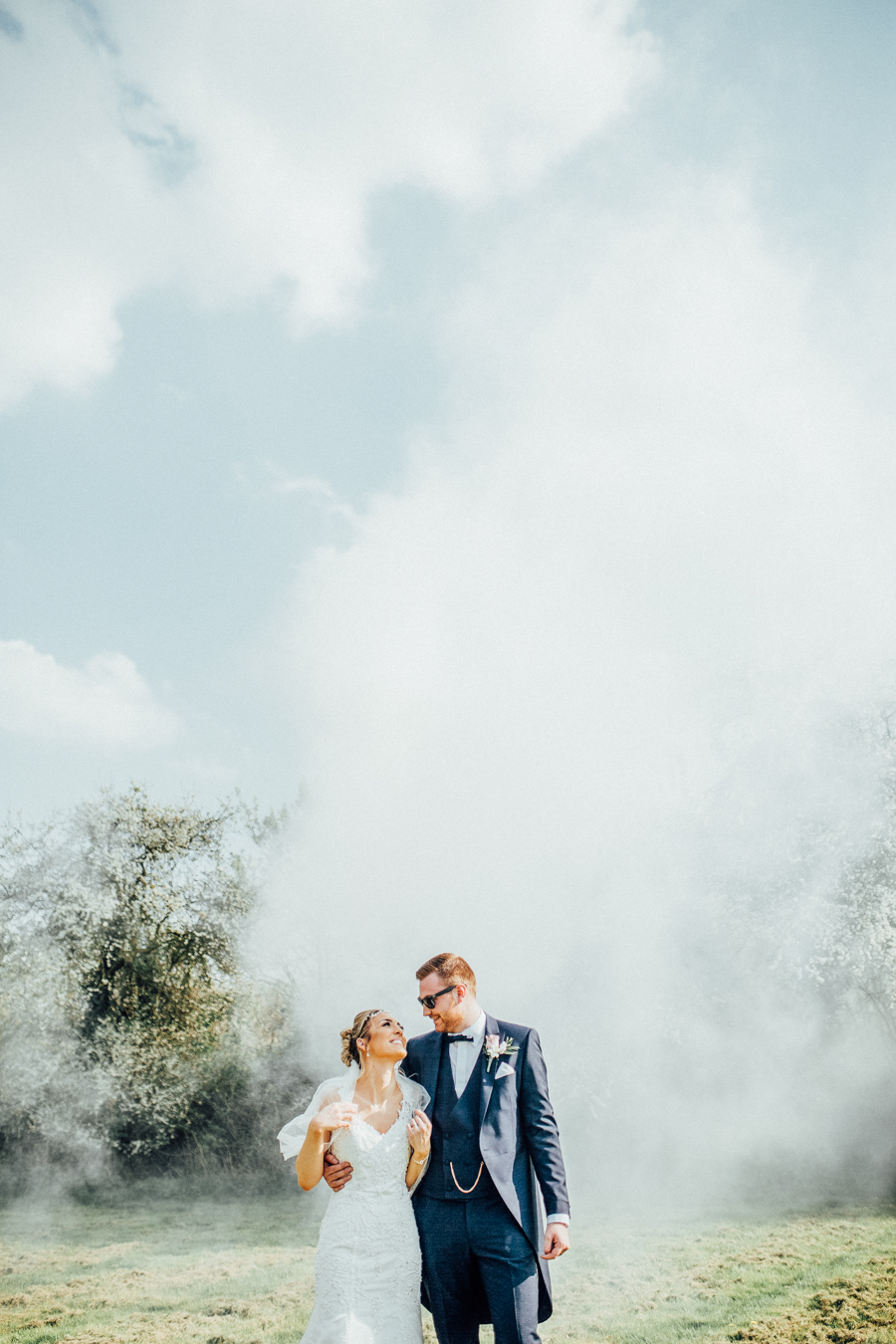 Elegant English wedding in Essex, at Lambourne and The Reid Rooms, images by Rebecca Louise Photography (8)