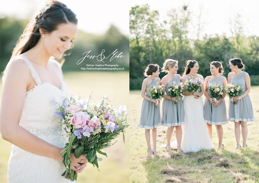 Kathryn Hopkins Photography real wedding